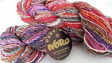 450 g Kirara Noro Farbe 19 Verlaufsgarn  Wolle / Baumwolle / Seide / Angora