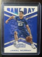 Jamal Murray RC 2016-17 Panini Contenders Game Day Rookie Card #3 Denver Nuggets