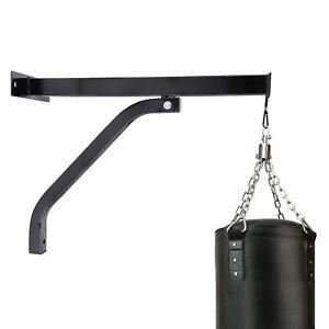 Boxsackhalterung Boxsackhalter Boxen Ständer Wandhalterung Stahl bis100kg DHL