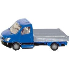 Modellini statici camion argento mercedes