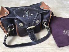 Mulberry Chocolate Brown Handbag