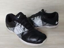 Nike Delight V 5 Lightweight Women's Spikeless Fashion Golf Shoes Black SZ 8.5