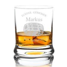 Leonardo Whiskyglas inkl. Gravur