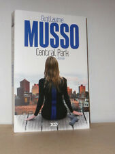 Guillaume Musso – Central Park – XO Editions 2014 - Thriller