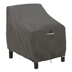 Classic Accessories 55-422-015101-EC Deep Seat Lounge Chair Cover - Small, T