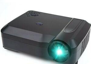 HD Ready Projector- Crenova XPE650 HD 2800 Lumens 60-120 Inches