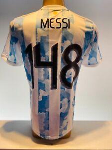 Messi Match Shirt Tribute AFA 149 Match