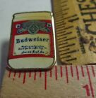 """vintage Budweiser pin official Anheiser-Busch collectible old """"BUD"""" beer pinback"""