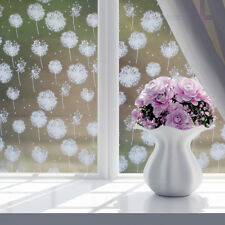 Frosted Window Film Frost Etched Glass Sticky Back Plastic Privacy Home 200x45CM