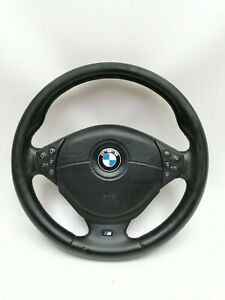 2229115 BMW E39 530i TOURING M PAKET SPORT LEDER LENKRAD 3-SPEICHEN