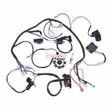 150-250-300CC MOTOR ENGINE ELECTRICS 4 STROKE QUAD ATV WIRING HARNESS CDI STATOR