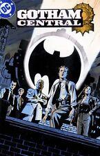 Gotham central #1 alemán (#1-5) Ed Brubaker (criminal) + Michael Lark Batman
