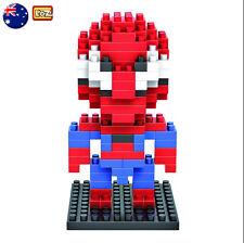 LOZ BLOCK SPIDERMAN Micro Mini Building Lego Nano Block Nanoblock
