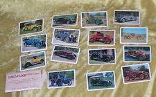 Pack of 15 JAMES FLOOD SWAP CARDS in ORIGINAL ENVELOPE ; CARDS As New