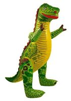 Aufblasbar Dinosaurier 76cm Zum Kinder Party Pool Beach Außen- Spielzeug