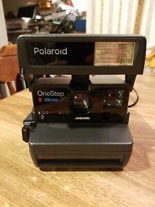 Vintage Polaroid One Step Close Up Camera