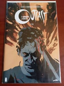 Outlast Issue 1: A Darkness Surrounds Him MINT CONDITION