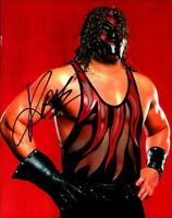 Kane WWE Autographed Signed 8x10 Photo REPRINT