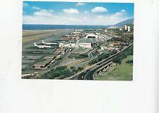 B77104  venezuela vista del aeropuerto i  airport aviation scan front/back image
