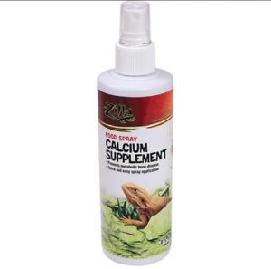 Zilla Calcium Supplement Reptile Food  8 ounce