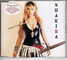 SHAKIRA - OBJECTION (TANGO) - CD SINGLE (CD 1)