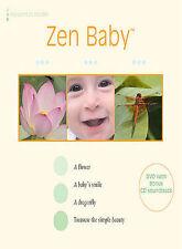 Zen Baby Newborn -Toddler CD DVD set learning sense development explore educate
