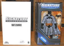 DC Universe Club Infinite Earths Batzarro MIB Mattel DC Comics 2013