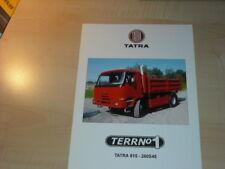 24047) Tatra T 815 Terrno 1 engl. Prospekt 2000