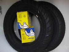 TWO Michelin S1 Tyre 3.50*10 Vespa with Michelin inner tubes PX PE T5 Rally