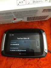 TomTom RIDER 40 Europa occidentale Free Lifetime Maps pacchetto accessori