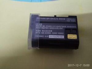 Genuine Original EN-EL15 Battery for Nikon D800E/D7000/V1/D600/D800 Old Version