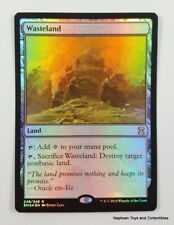 Mtg Foil Wasteland x1 Eternal Masters Magic the Gathering EX