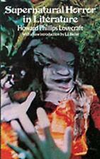 Supernatural Horror in Literature by Howard Phillips Lovecraft (1973,...