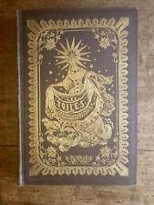 J.-J. GRANDVILLE : LES ETOILES -  ASTRONOMIE DES DAMES - 1849 [RELIÉ]