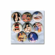 "KATY PERRY 1"" PINS / BUTTONS (teenage dream california girls poster shirt print)"
