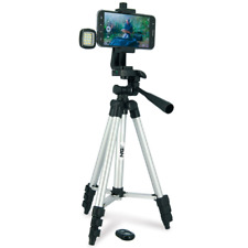 NGT Anglers Camera Tripod With Light Case And Remote Control Perfect Selfies