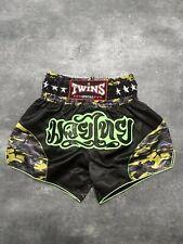 Short de Boxe Twins muaythai kickboxing savate boxe