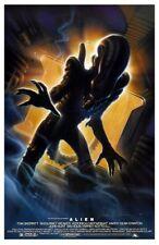 Alien Movie Poster Creature 24x36