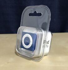 iPod Shuffle 4th Generation Blue NIB