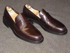 Hugo Boss Norweger Loafer Rahmengenähte Schuhe Gr: UK 10 (44)