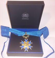 Médaille ONM O.N.M ORDRE NATIONAL DU MÉRITE  COMMANDEUR 3 Décembre 1963