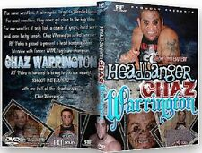 Chaz Warrington Shoot Interview Wrestling DVD, WWF