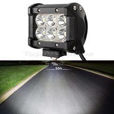 4 Inch Cree LED Work Light Bar Tractor Offroad Spot Fog ATV SUV Car Driving Lamp