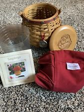 New Listing2004 Longaberger Basket Pasadena Tournament of Roses Let Me Call You Sweetheart
