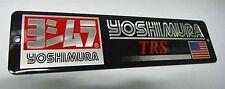 Exhaust Sticker Decal V-STROM GSX GSXR Bandit Hayabusa 1000 1100 1200 1250 1400