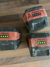 hilti battery X3