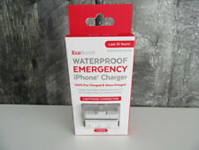 New EcoBoost Waterproof Emergency iPhone Charger