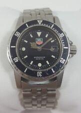 TAG Heuer 2000 Professional SWISS Quartz Stainless Steel Ladies Watch 929.208G