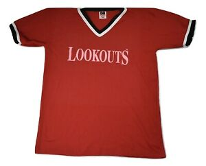 Chattanooga Lookouts Baseball Womens Jersey Licensed Don Alleson Sizes L,XL,2XL