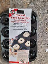 Brand New Norpro Nin Stick Petit Doughnut Pan